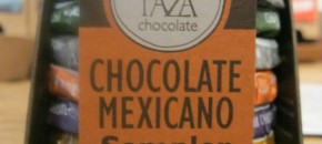 Taza Stone Ground Chocolate Sampler