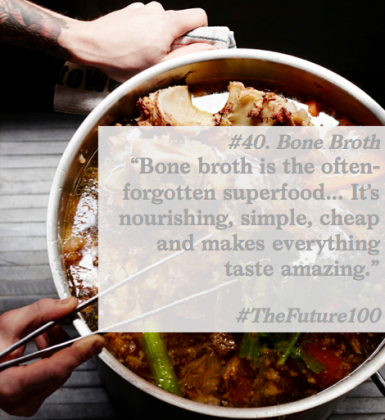 Bone Broth: 2015 Health and Wellness Trend